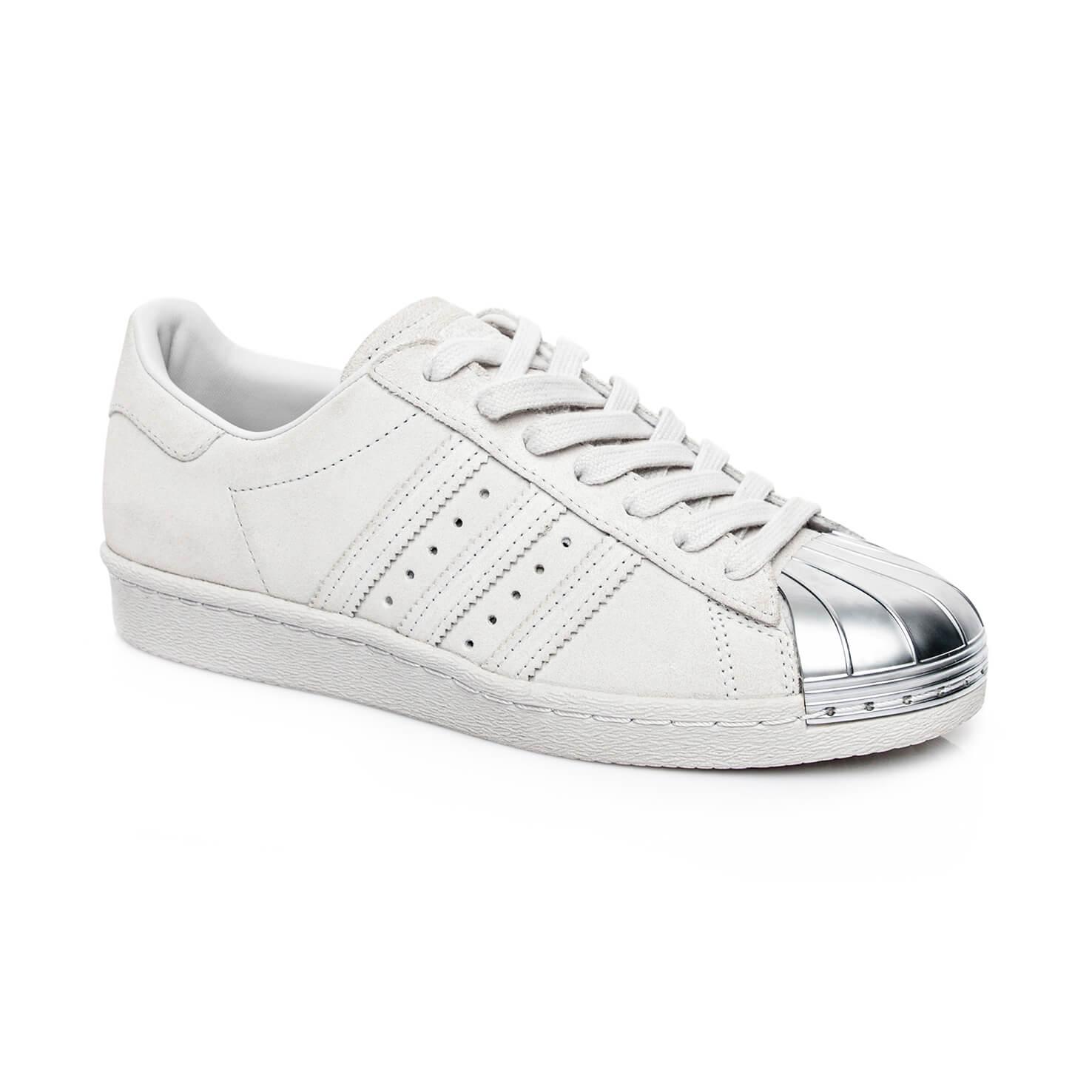 adidas Superstar Metal Toe Kadın Beyaz Sneaker