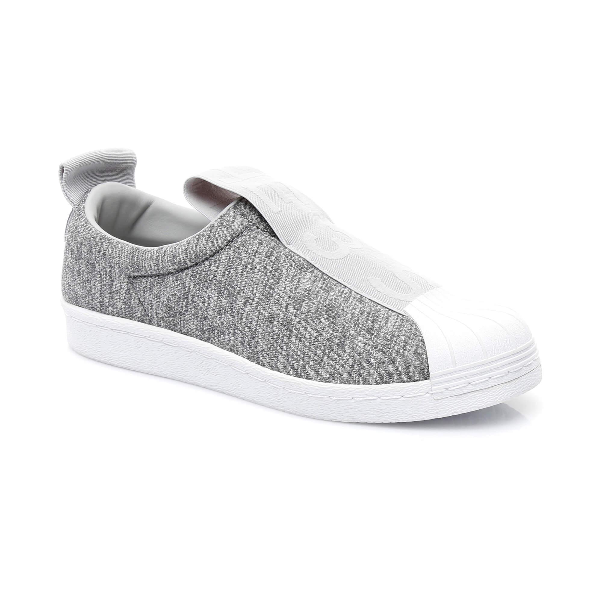 adidas Superstar Kadın Gri Sneaker