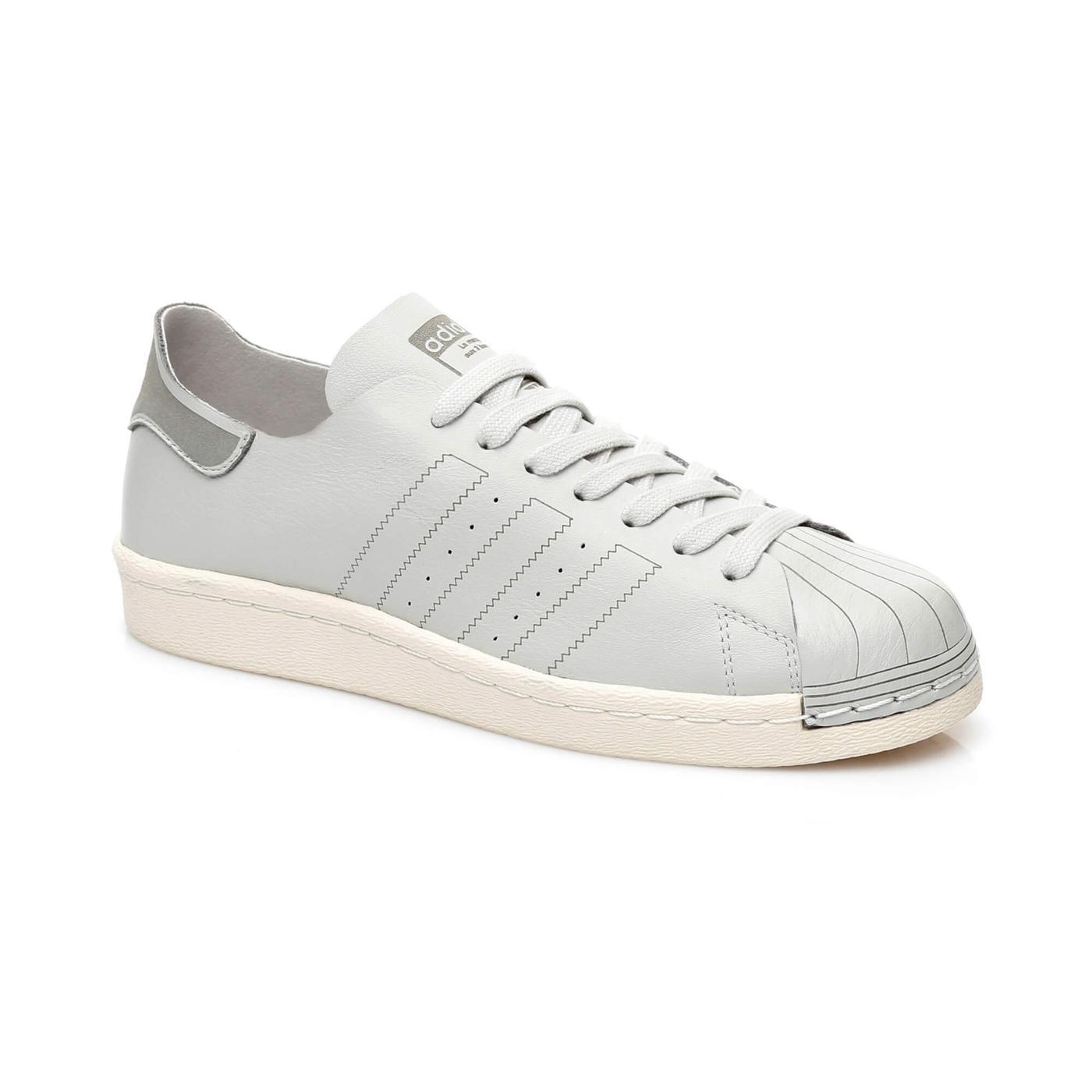 adidas Superstar 80'S Decon Kadın Gri Sneaker