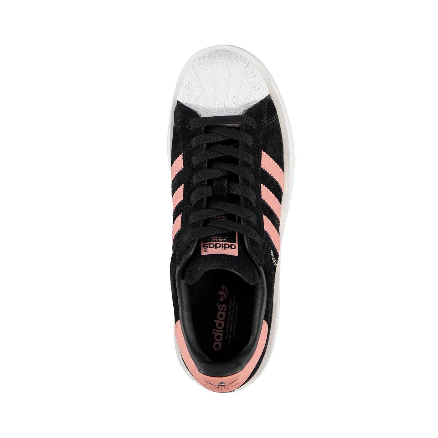 adidas Superstar Kadın Siyah Sneaker