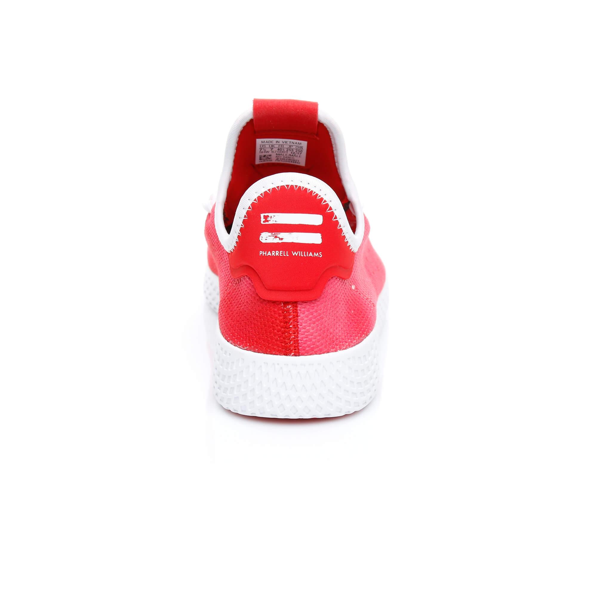 adidas Pharrell Williams Tennis Hu Kadın Kırmızı Sneaker