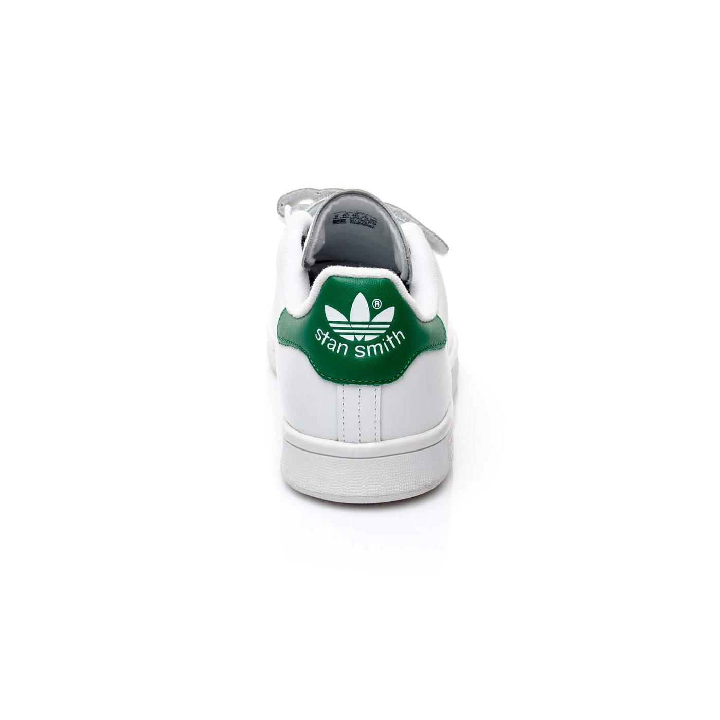 adidas Stan Smith Velcro Unisex  Beyaz Sneaker