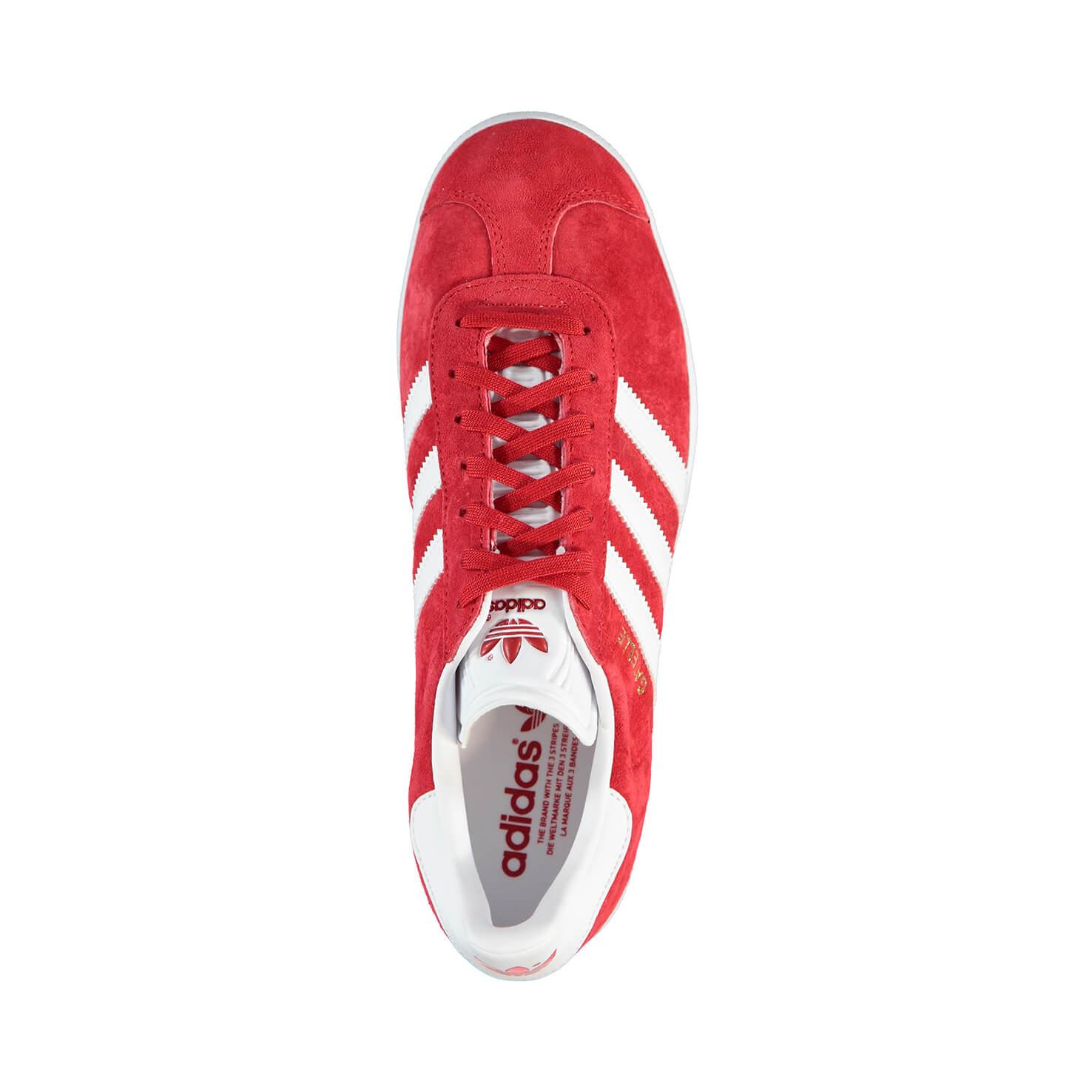 adidas Gazelle Erkek Kırmızı Sneaker