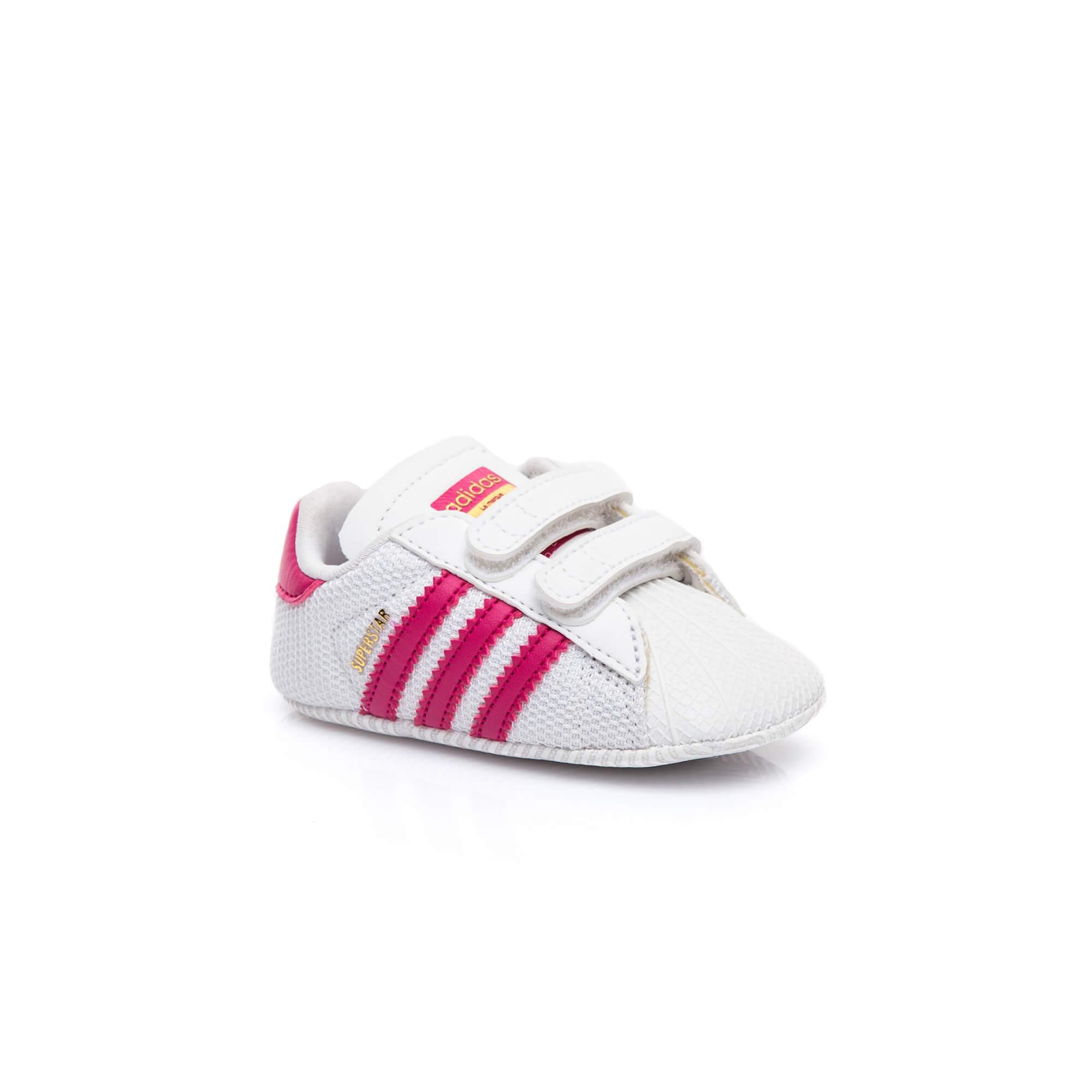 adidas SuperStar Bebek Beyaz Sneaker