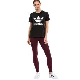 adidas Adibreak Tight Midngt Kadın Bordo Tayt