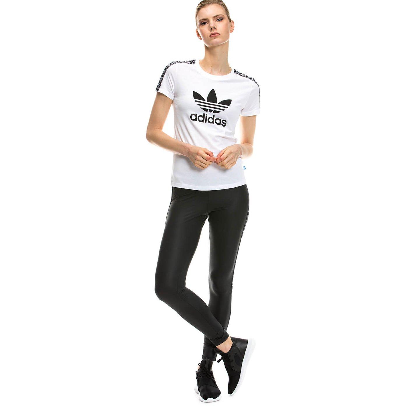adidas Trefoil Kadın Siyah Tayt