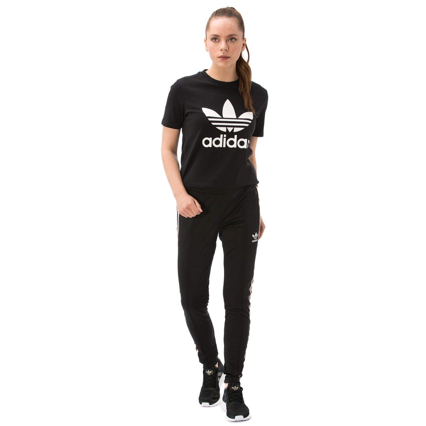 adidas Track Pants Kadın Siyah Eşofman Altı