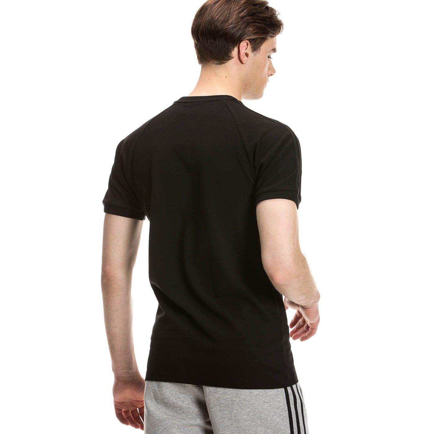 adidas California Triple Tee Erkek Siyah Tshirt