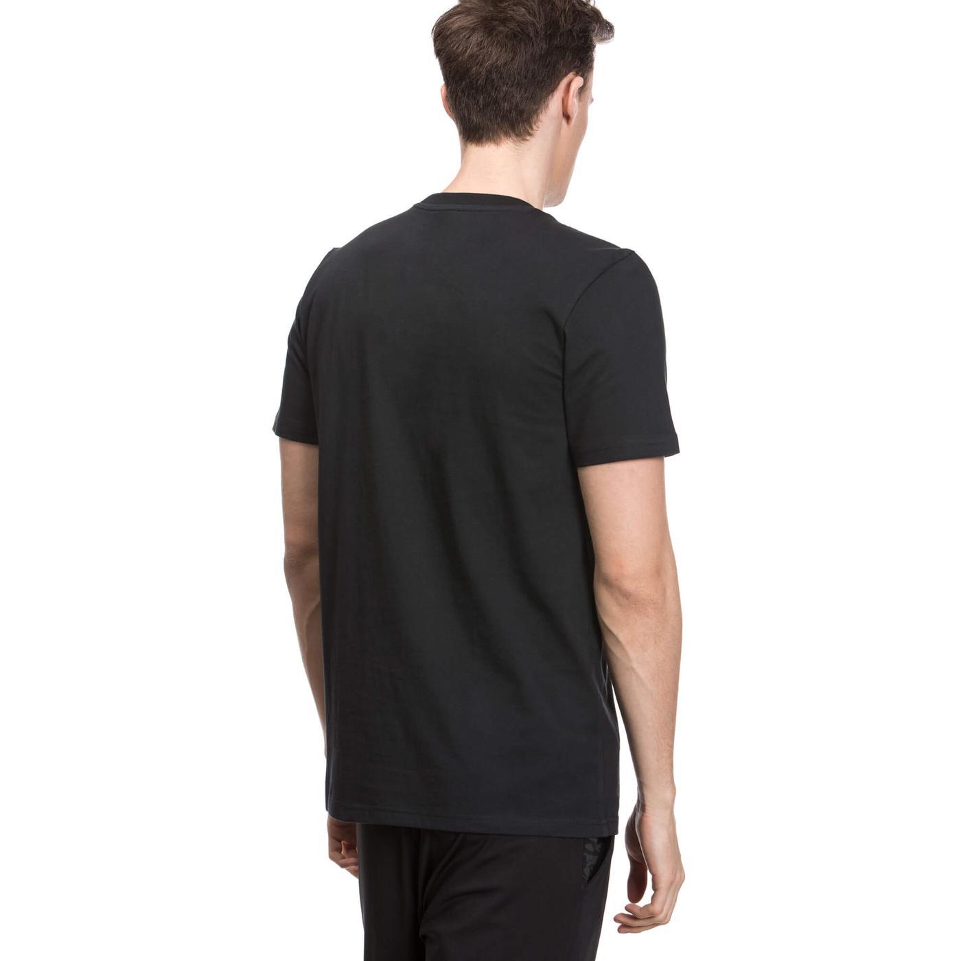 adidas Warp Tee Erkek Siyah Tshirt