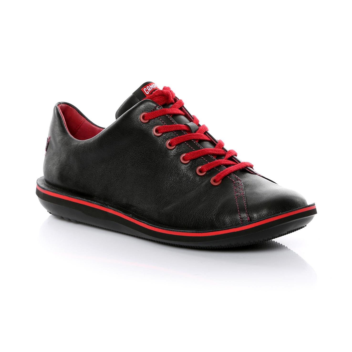 Camper Beetle Erkek Siyah Sneaker