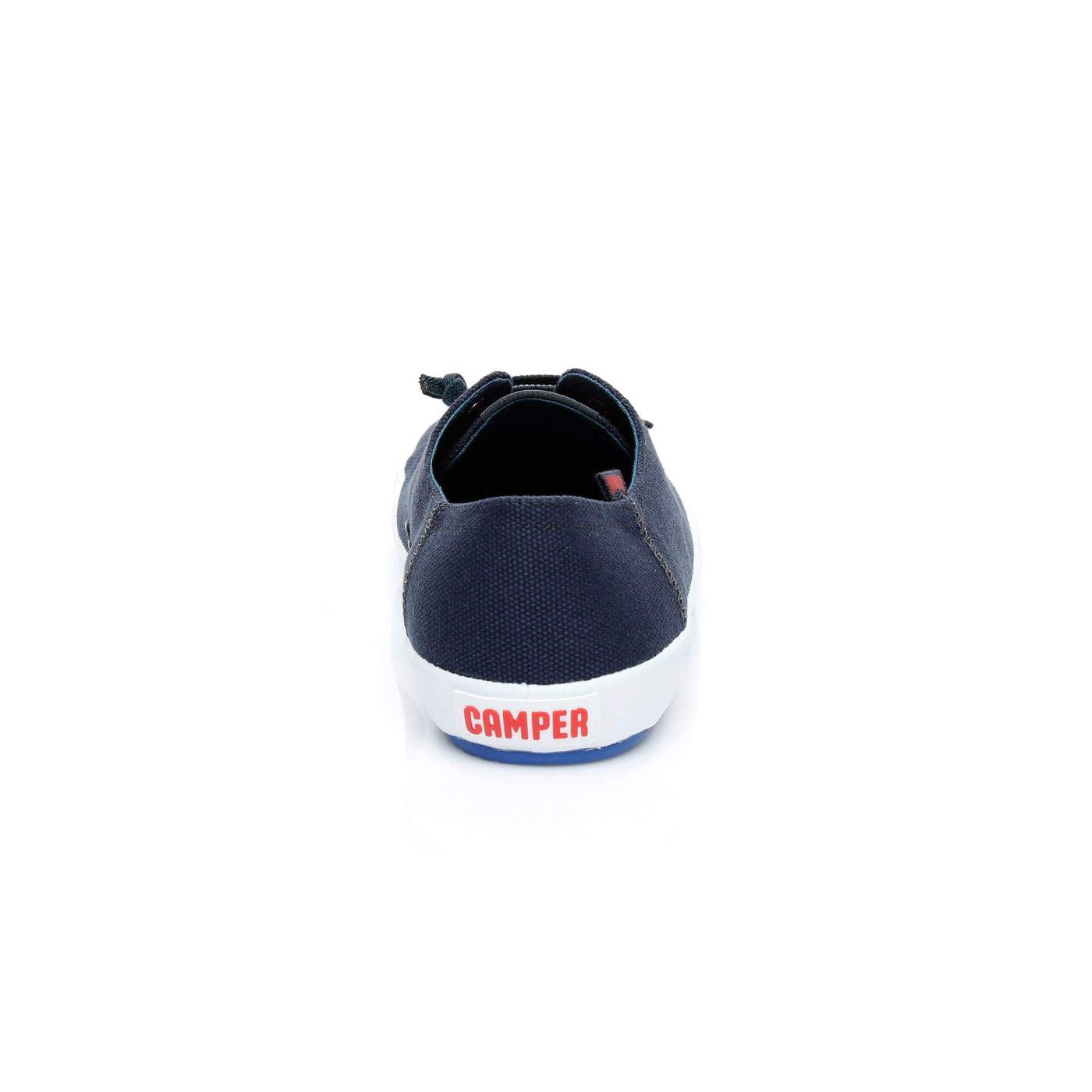 Camper Peu Rambla Vulcanizado Erkek Lacivert Sneaker