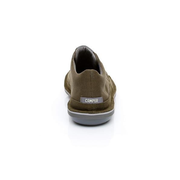 Camper Beetle Erkek Yeşil Sneaker
