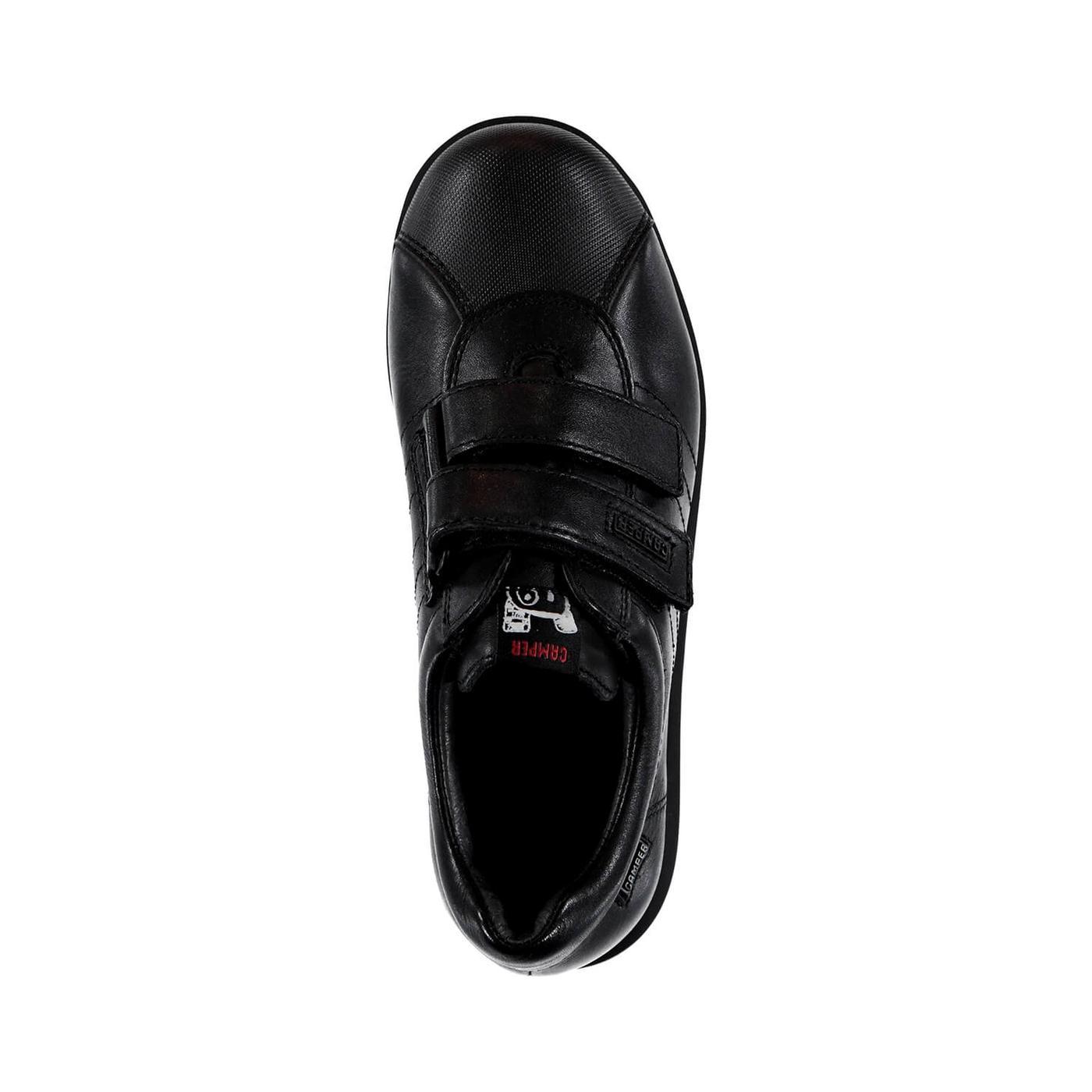 Camper Pelotas Ariel Çocuk Siyah Sneaker