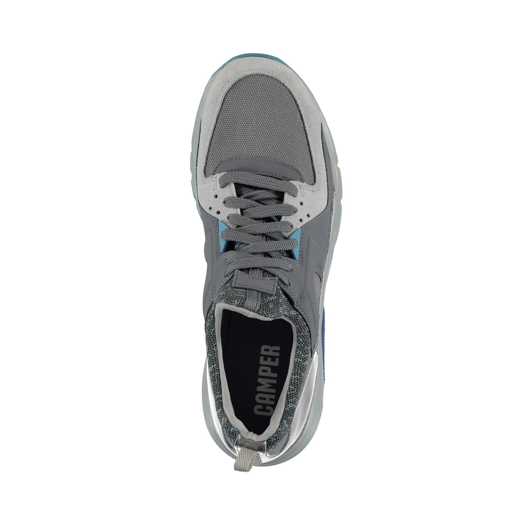 Camper Drift Erkek Gri Spor Ayakkabı