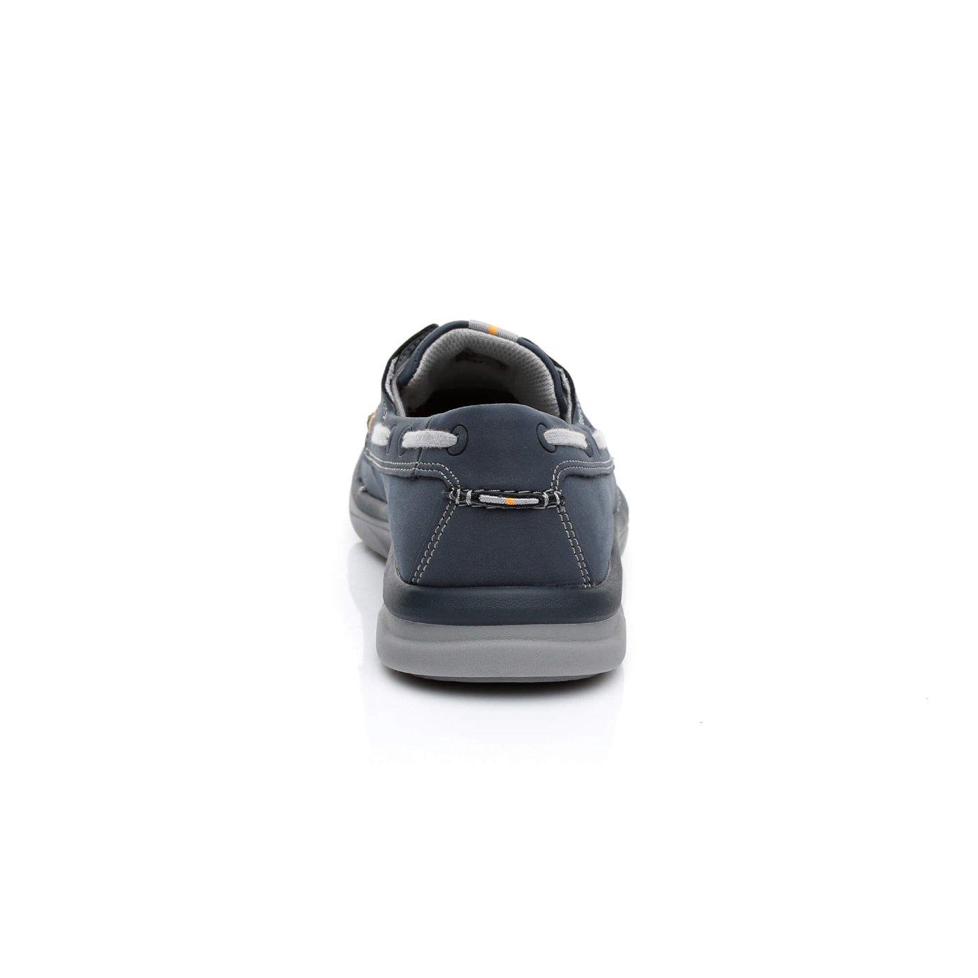 Clarks Marus Edge Siyah Sneakers