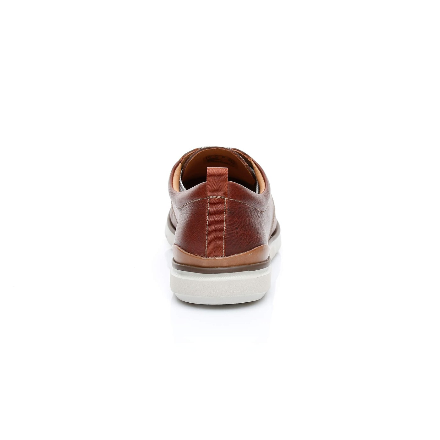 Clarks Edgewood Mix Erkek Bordo Sneakers