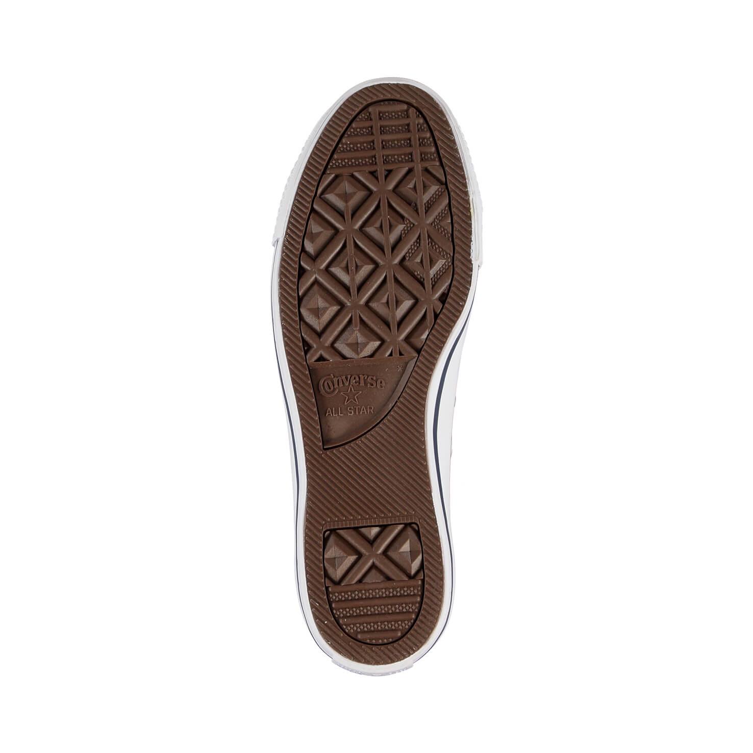 Converse Chuck Taylor Hi Mid Unisex Beyaz Sneaker