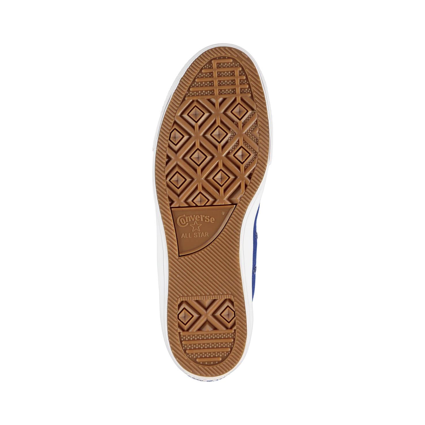 Converse Chuck Taylor All Star II Mid Kadın Mavi Sneaker