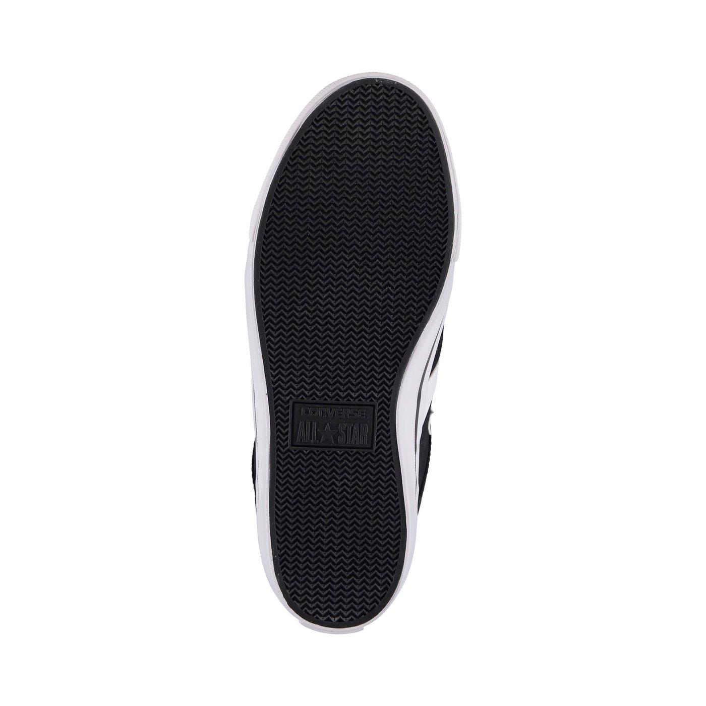 Converse Gates Erkek Siyah Sneaker