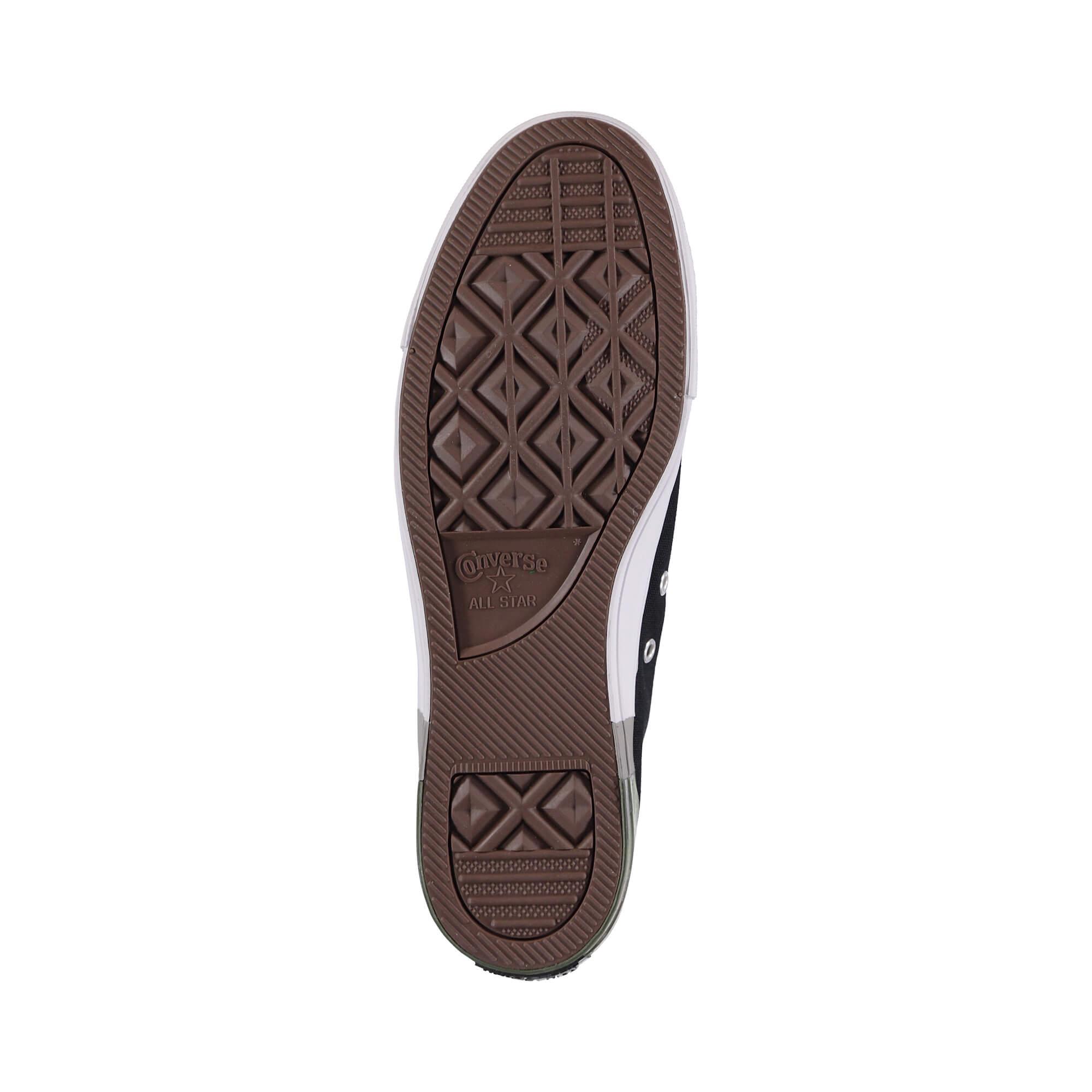 Converse Chuck Taylor All Star Erkek Siyah Sneaker