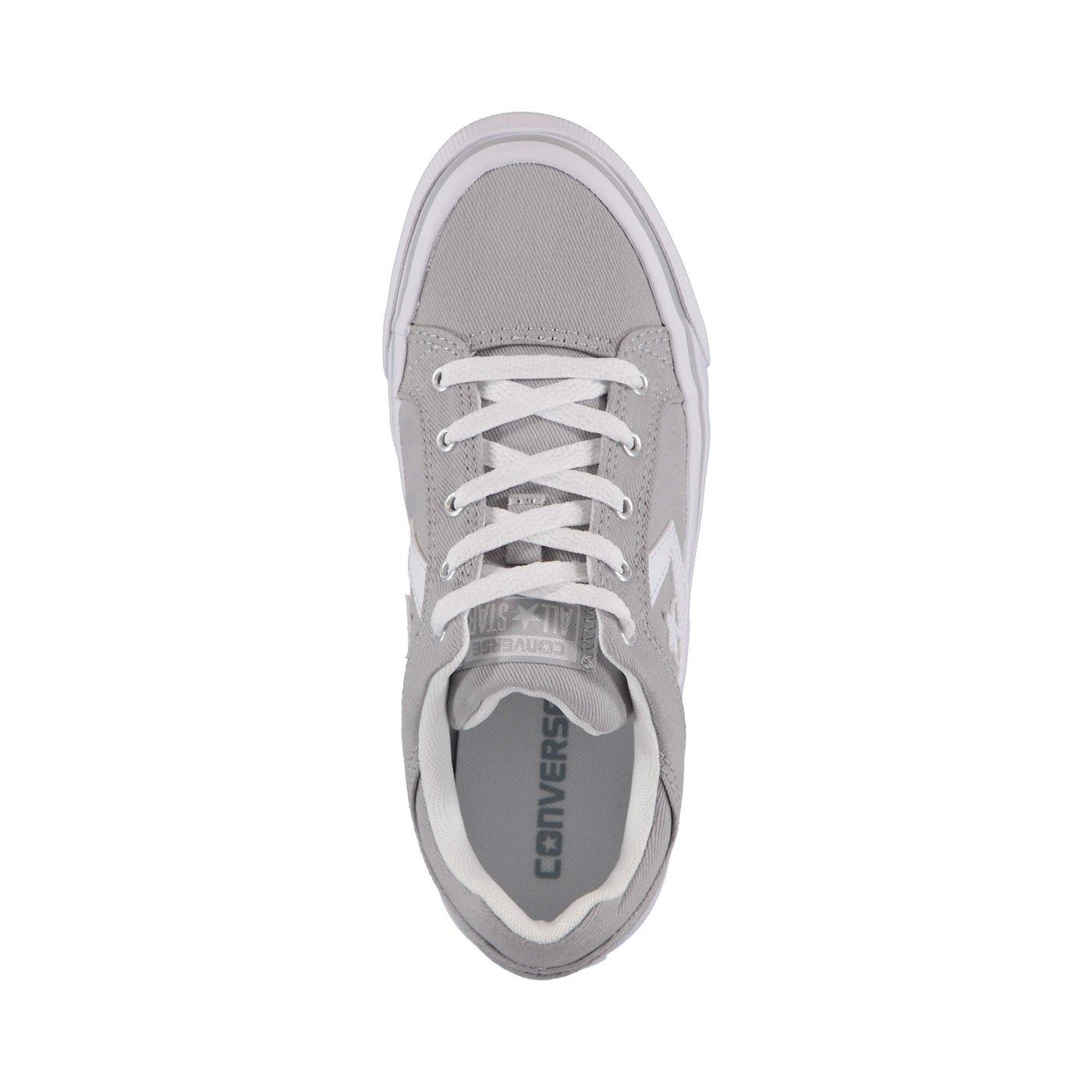 Converse El Distrito Unisex Gri Sneaker