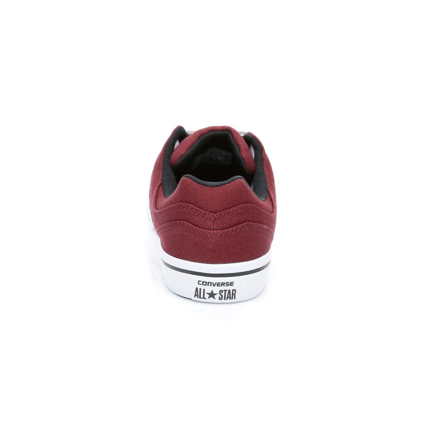 Converse El Distrito Erkek Bordo Sneaker