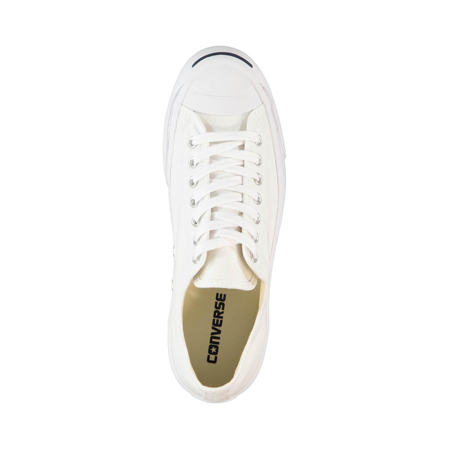 Converse Jack Purcell Erkek Beyaz Sneaker