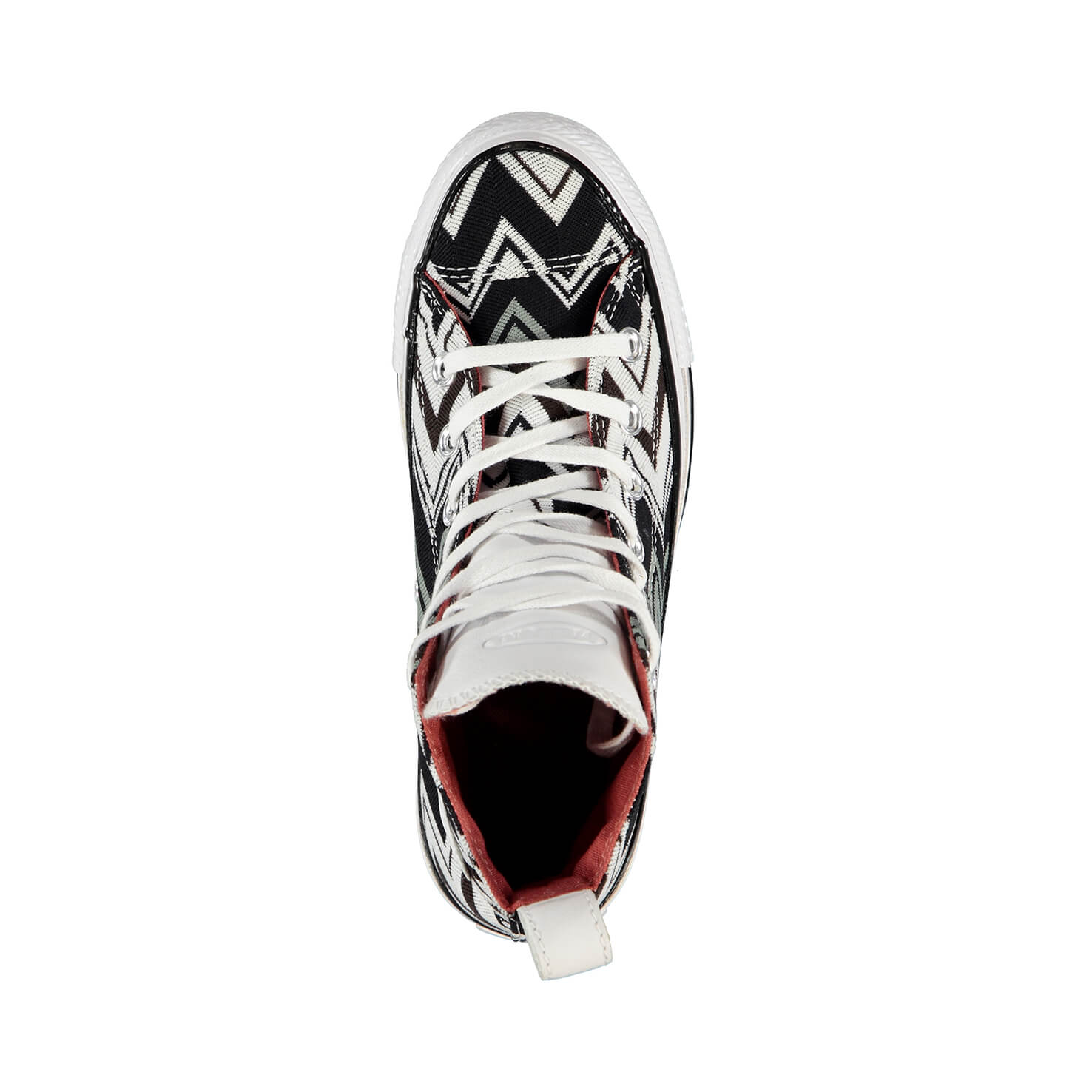 Converse Chuck Taylor All Star High Kadın Siyah Sneaker