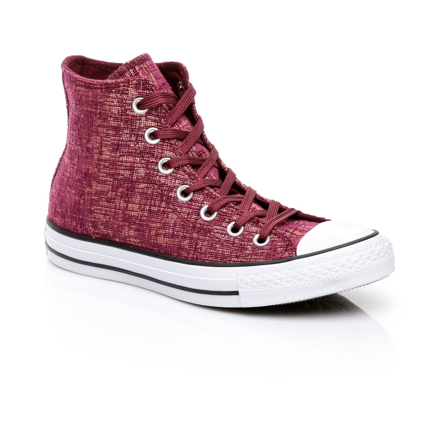 Converse Chuck Taylor All Kadın Bordo Sneaker
