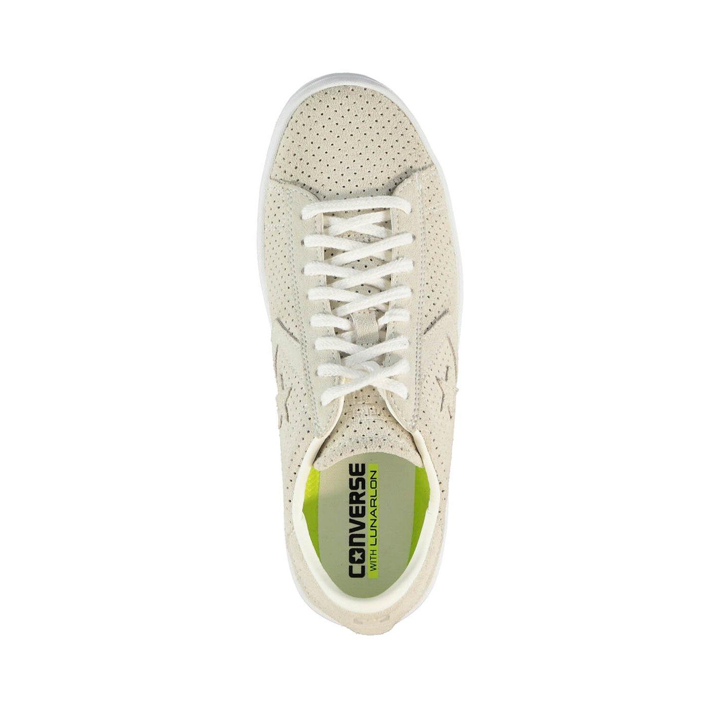Converse PL LP Kadın Krem Sneaker