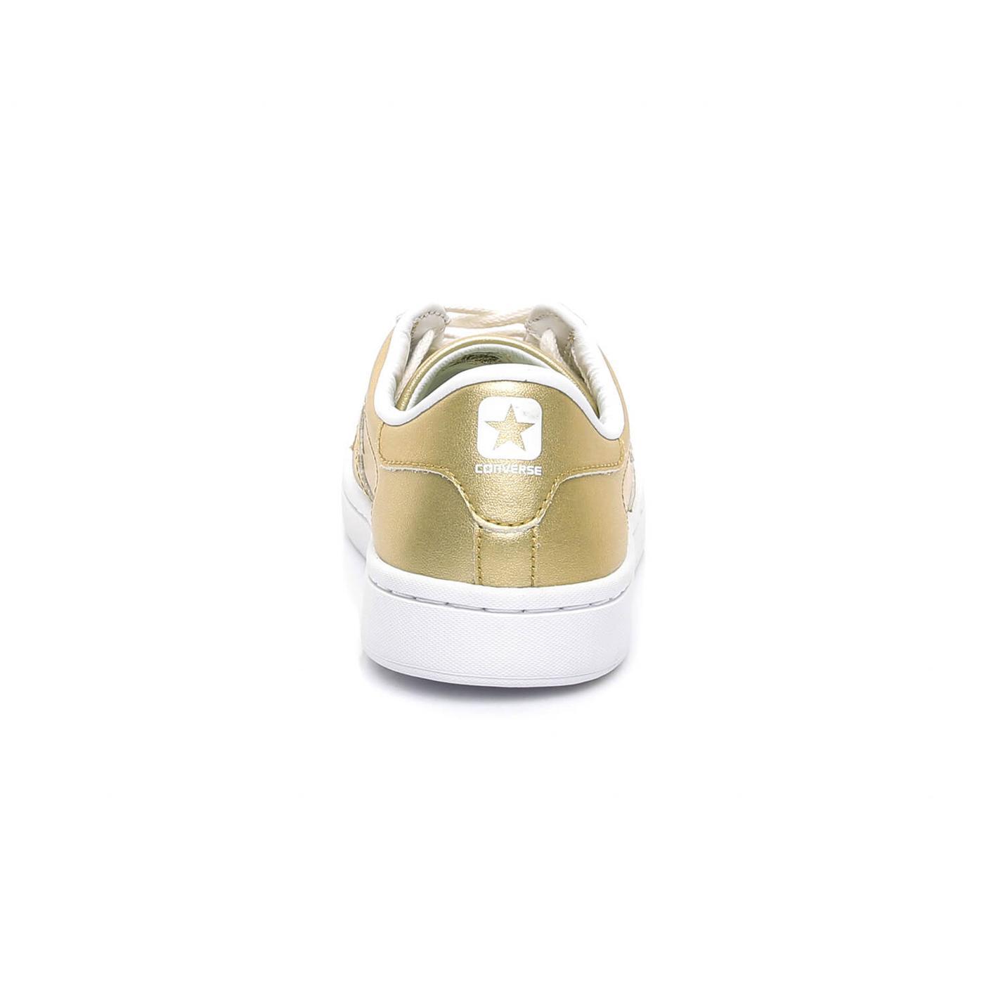 Converse Pl Lp Kadın Altın Sneaker