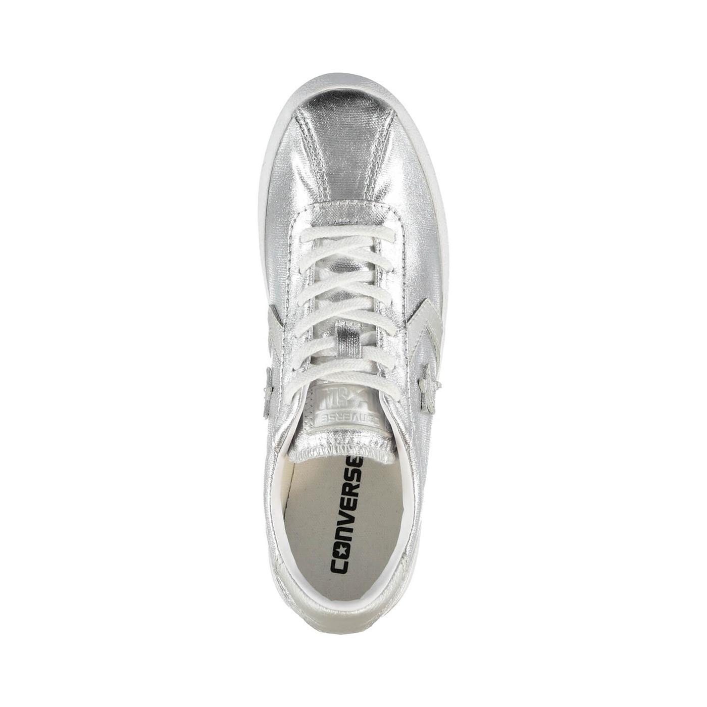 Converse Breakpoint Kadın Gümüş Sneaker
