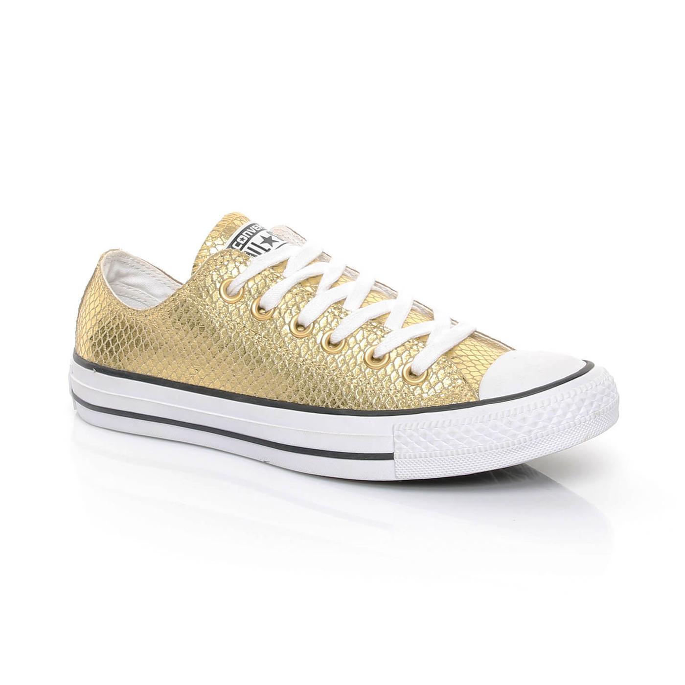 Converse Chuck Taylor All Star Kadın Altin Sneaker