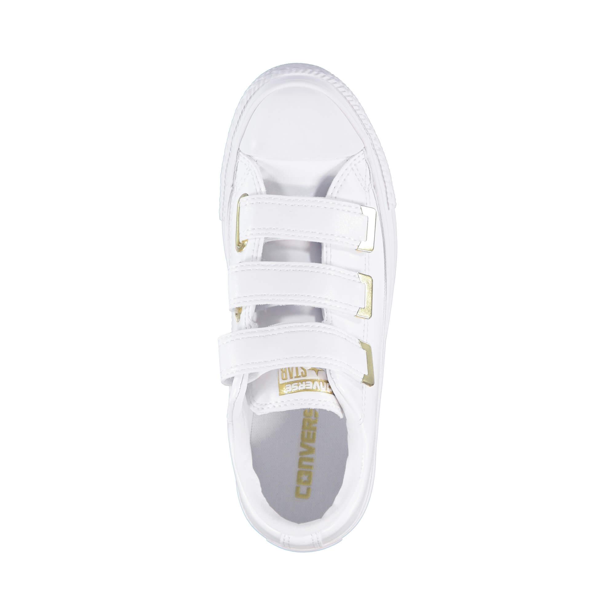 Converse Chuck Taylor All Star 3V Kadın Beyaz Sneaker