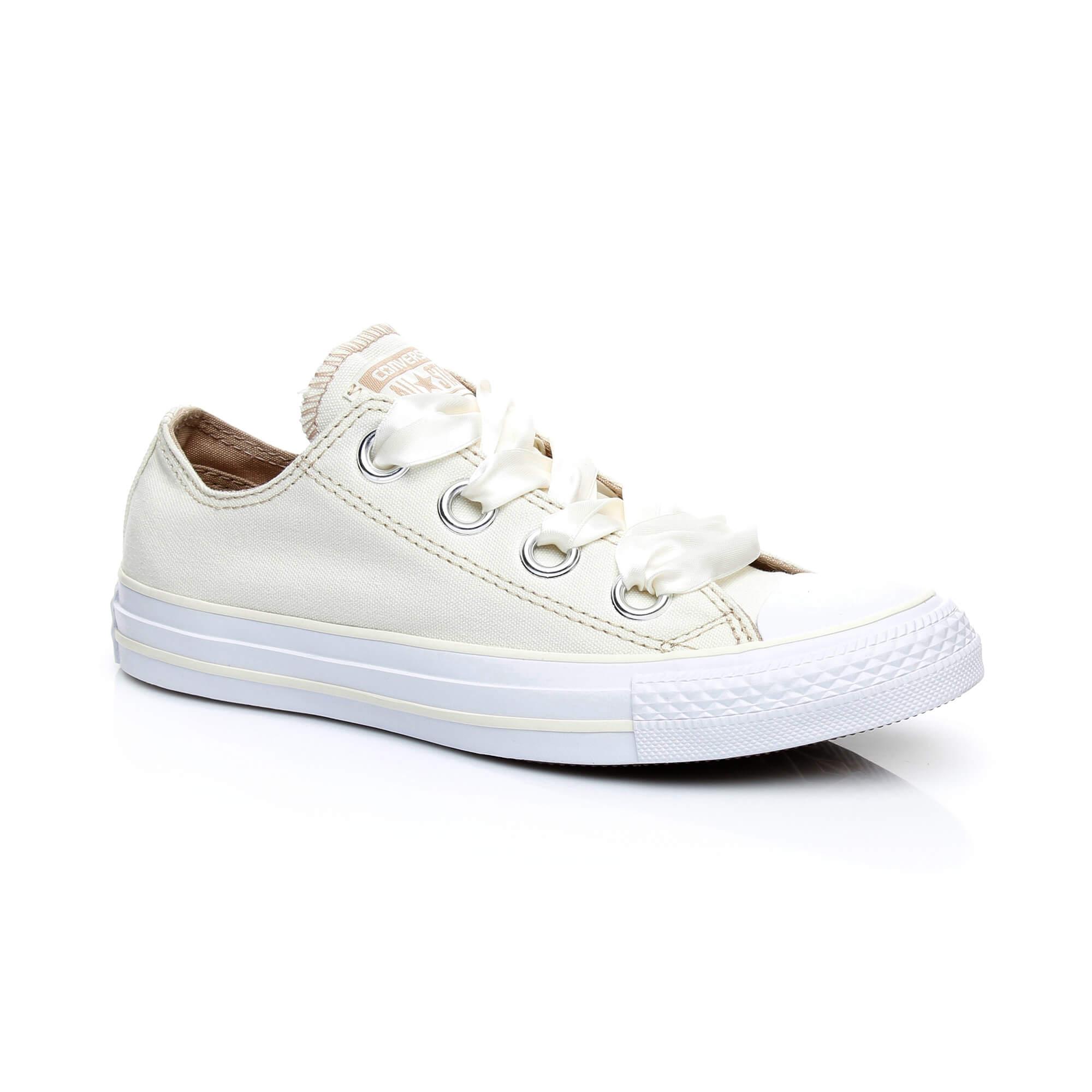 Converse Chuck Taylor Big Eyelets Kadın Bej Sneaker