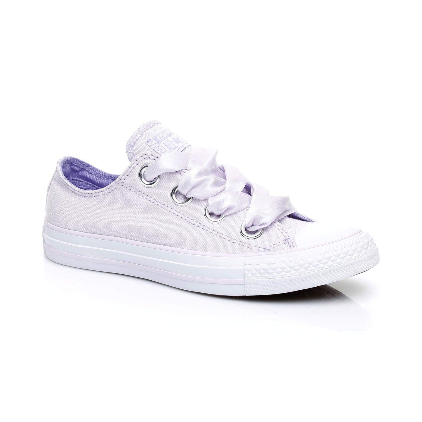 Converse Chuck Taylor Big Eyelets Kadın Mor Sneaker