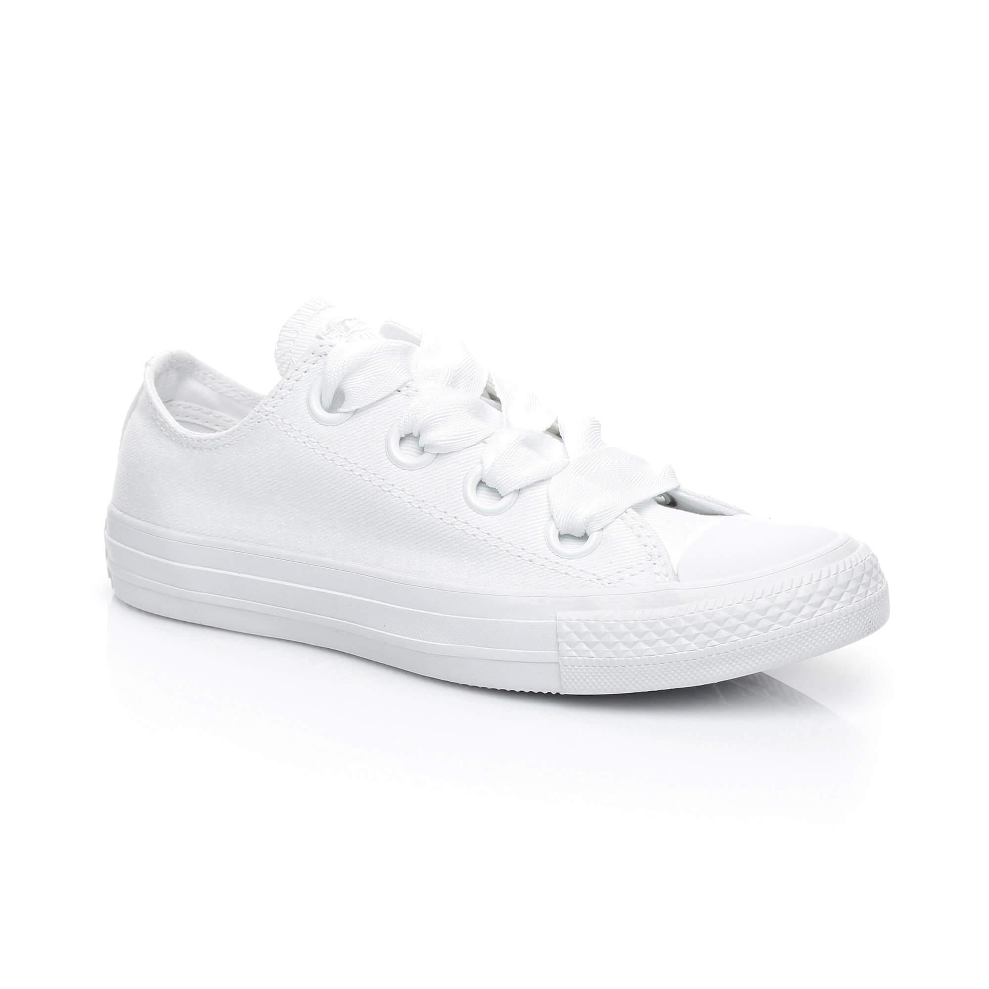 Converse Chuck Taylor Big Eyelets Kadın Beyaz Sneaker