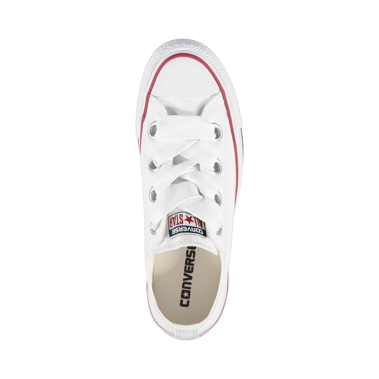 Converse Chuck Taylor All Star Big Eyelets Kadın Beyaz Sneaker