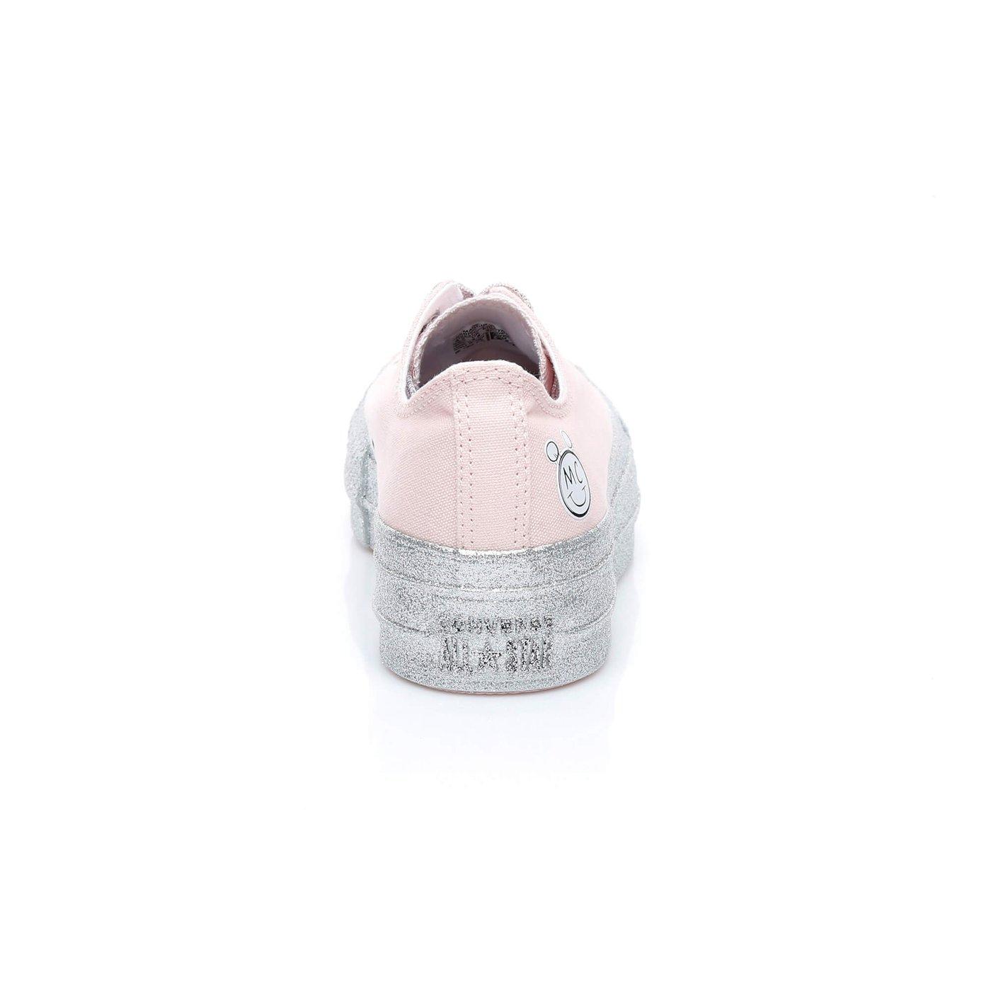 Converse X Miley Cyrus Chuck Taylor 'Glitter'' High Lift Kadın Pembe Sneaker