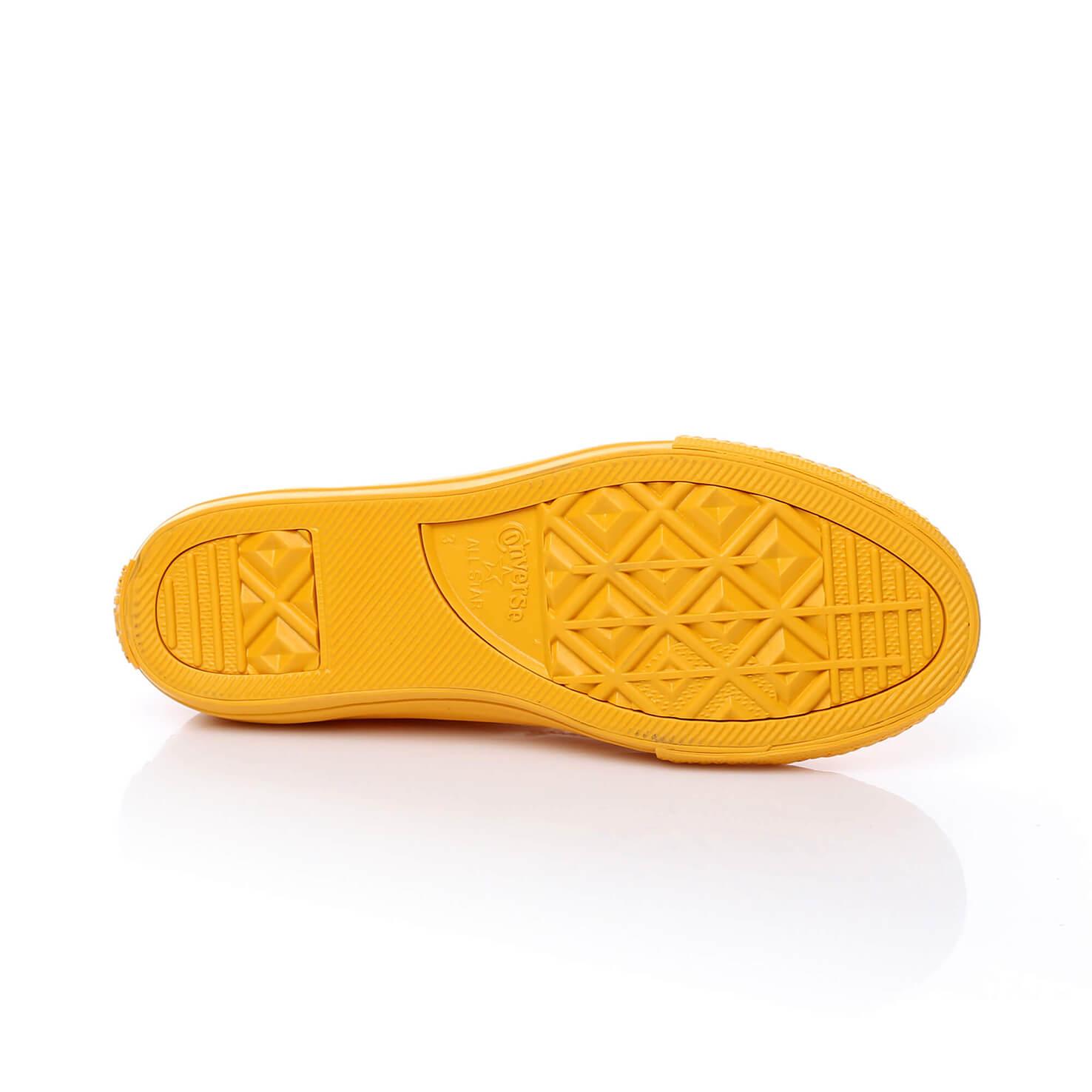 Converse Chuck Taylor All Star Çocuk Sarı Sneaker