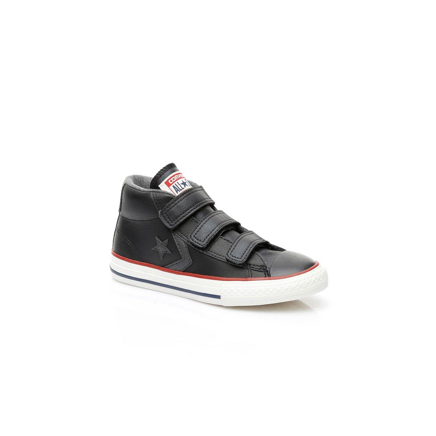 Converse Star Player Çocuk Siyah Sneaker