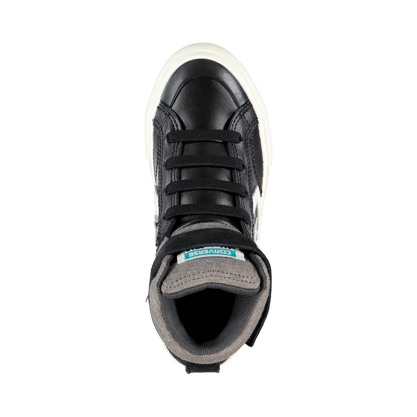 Converse Pro Blaze Strap Stretch Çocuk Siyah Sneaker