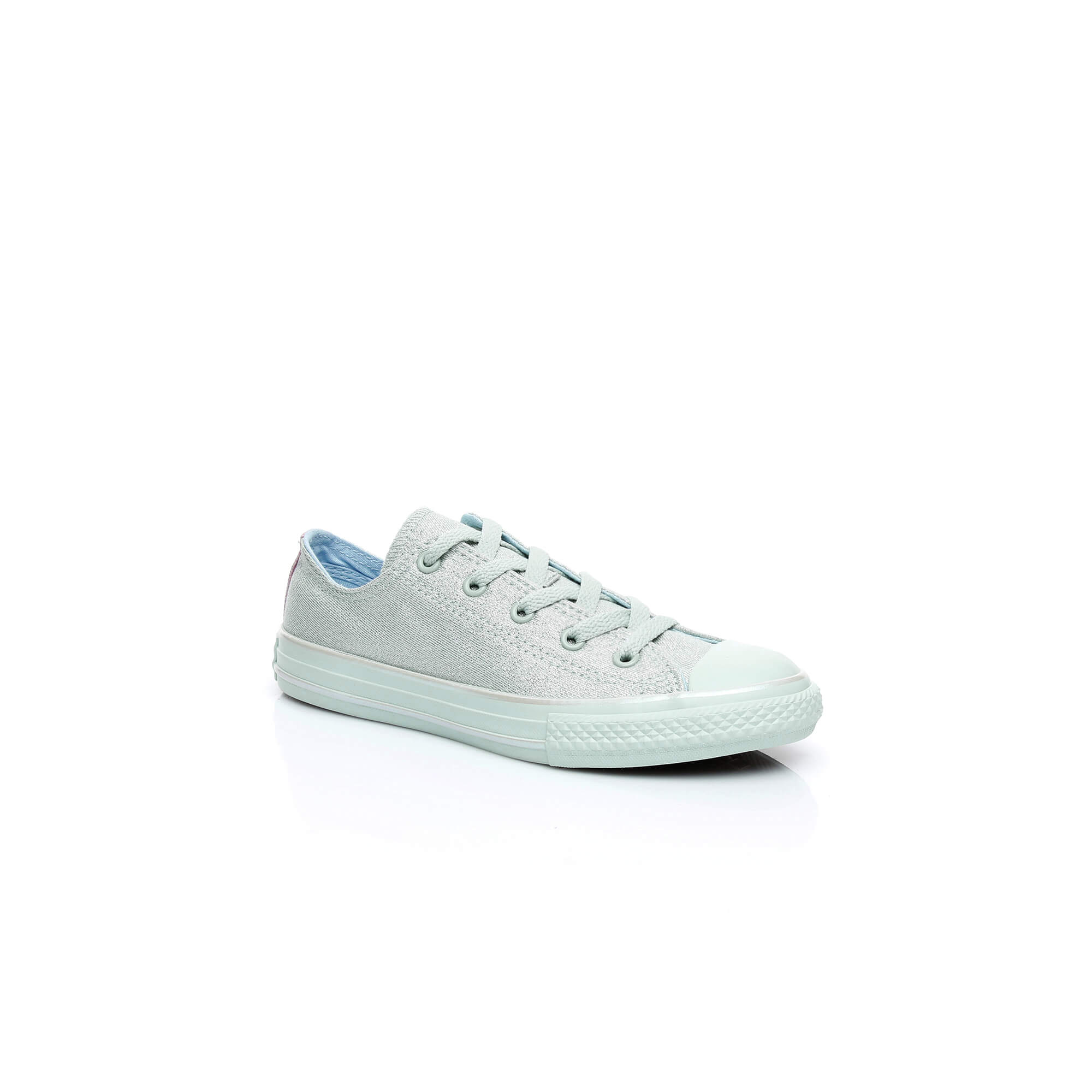 Converse Chuck Taylor All Star Double Tongue Çocuk Yeşil Sneaker