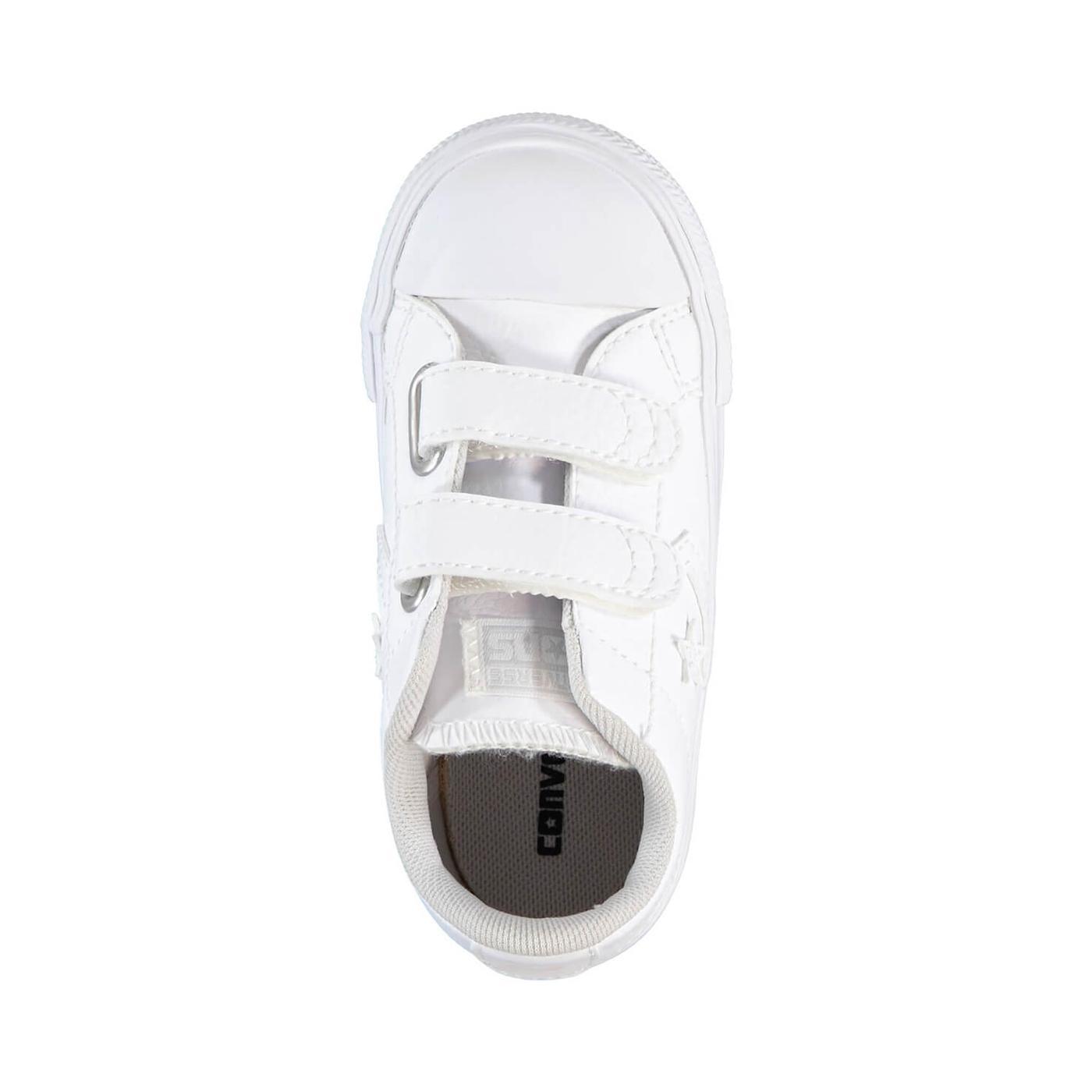 Converse Star Player EV 2V Çocuk Beyaz Sneaker