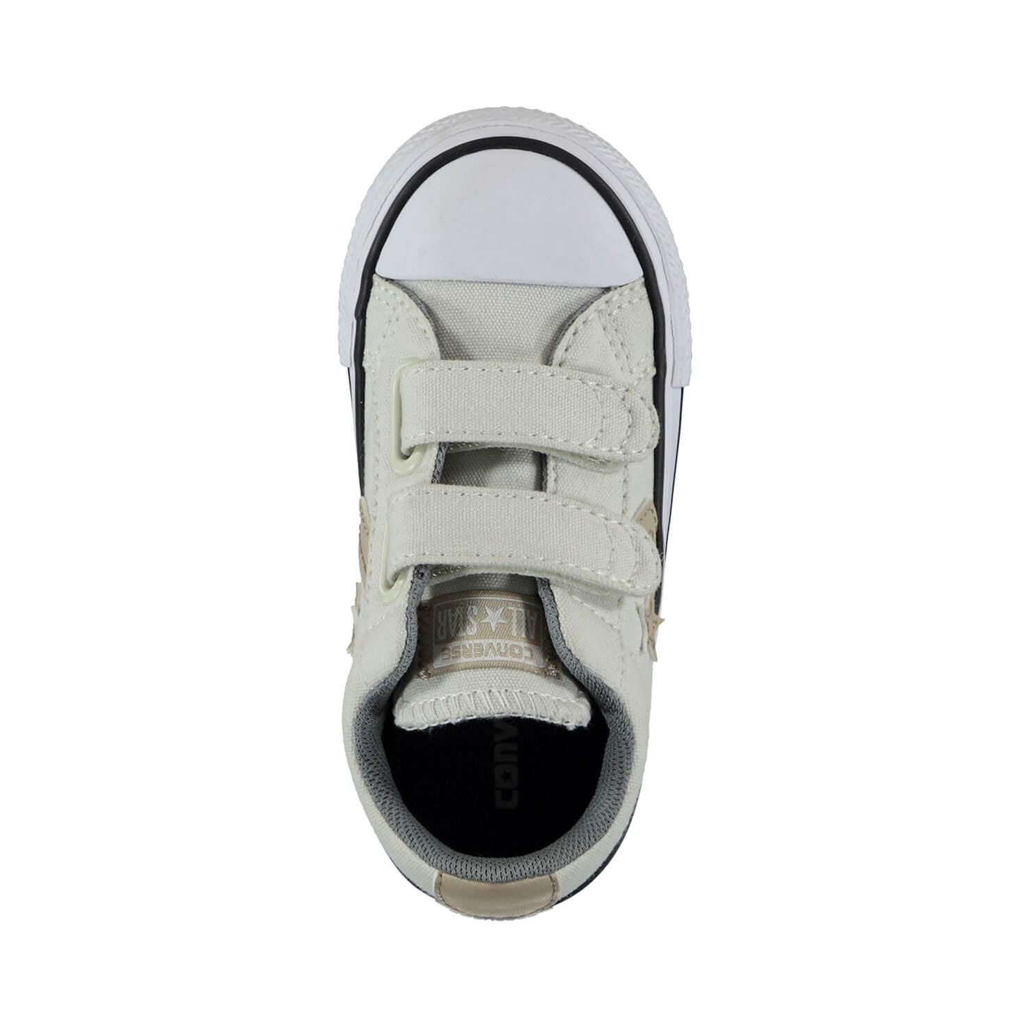 Converse Star Player 2V Çocuk Bej Sneaker