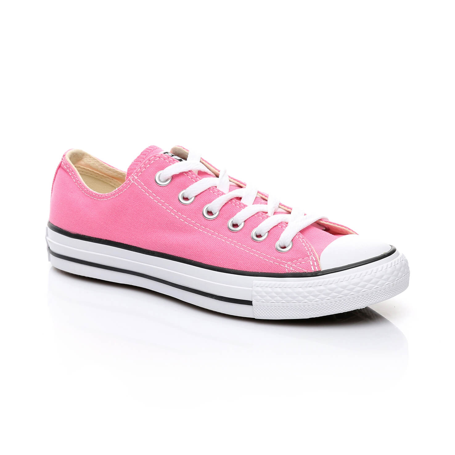Converse Chuck Taylor All Star Unisex Pembe Sneaker