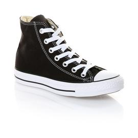 Converse All Star HI Black Unisex Siyah Sneaker