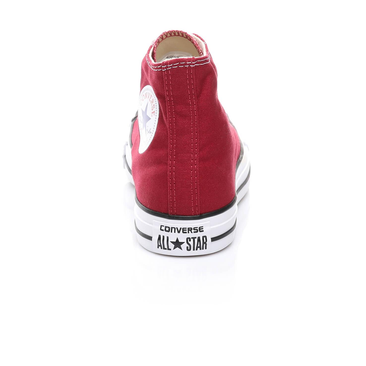 Converse Chuck Taylor All Star Hi Seasonal Unisex Bordo Sneaker