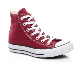 Converse Chuck Taylor All Star Mid Seasonal Unisex Bordo Sneaker
