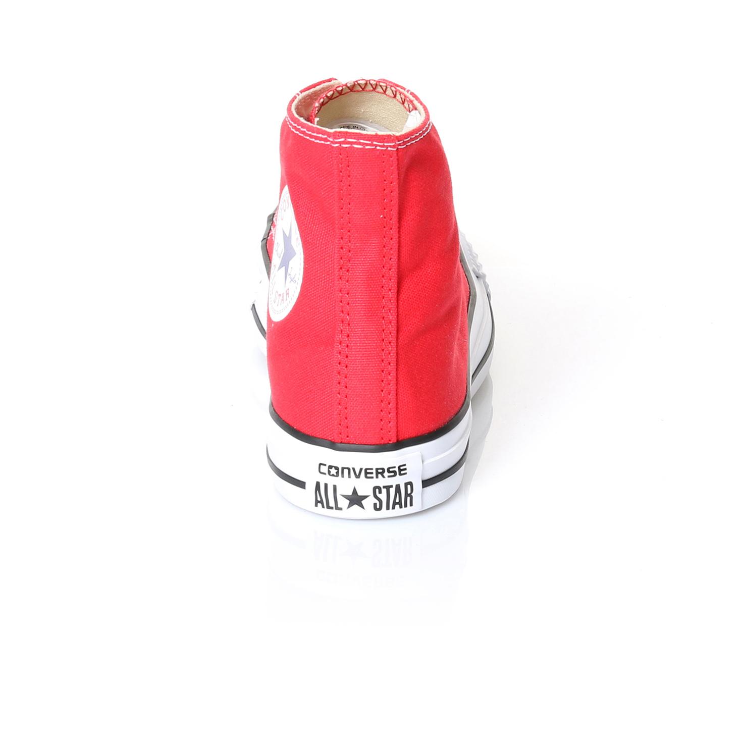 Converse Chuck Taylor All Star Mid Unisex Kırmızı Sneaker